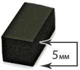 Толщина 5 мм (18-25°)