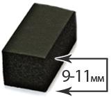 Носки 9-11 мм (0-8°)